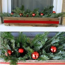 Christmas Window Box Decorations 100 best Window Box images on Pinterest Flower boxes Balconies 96