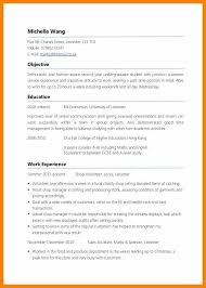 Free Resume Printable 100 part time job resume lease notice 62