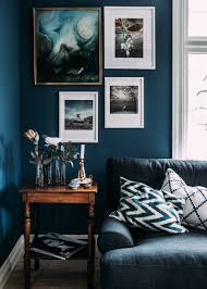 Teal Blue Living Room 6 Best Paint Colors To Get You Those Moody Vibes