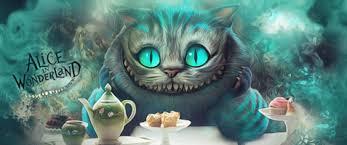 look carnaval gato de cheshire