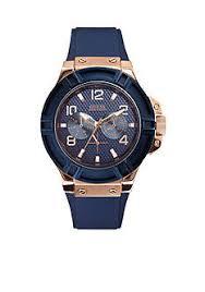 men guess® watches belk guess® rigor standout sport casual watch