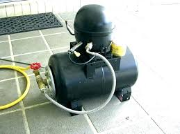 homemade air compressor dryer homemade air compressor fridge air compressor refrigerator air compressor large image for homemade air compressor