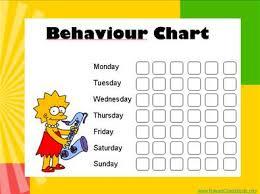Bee Behaviour Chart Behaviour Charts Free Printable Charts