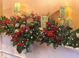 Christmas Decoration Design Christmas Decor For Mantels 55
