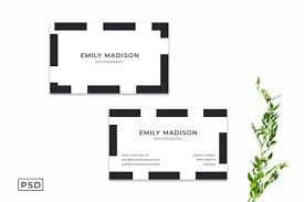 Simple Business Card Template Vol 2
