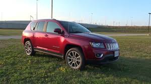 2014 Jeep Compass Limited 4x4 Review - YouTube