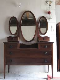 Mirror For Bedroom Wall Shabby Chic White Wooden Mirror Vanity Make Up Table With Metal