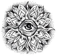 Small Picture Mandala Coloring Pages For Adults Free zimeonme