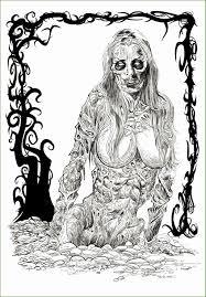 6 Zombie Kleurplaten 48852 Kayra Examples