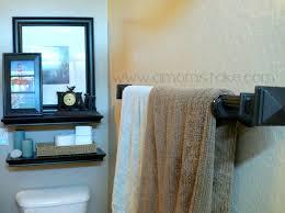 Bathroom Towel Elegant Wonderful Bath Towel Bar Bathroom Dining Room Kitchen With