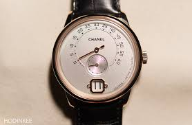 introducing the monsieur de chanel chanel s first dedicated introducing the monsieur de chanel chanel s first dedicated men s watch and it s completely in house and very impressive wristwatch news