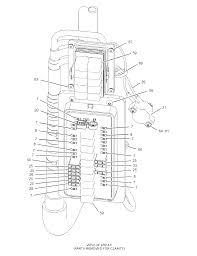 448 1396 wiring gp cab caterpillar sis spare parts individual parts