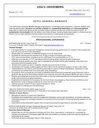 Hospitality Resume Objectives Hospitality Resumeective Hotel Receptionist Industry Manager 21