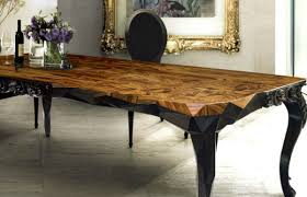 unique dining furniture. find 5 unique wood dining tables furniture r