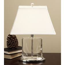 the popular glass lamp shades for table lamps regarding