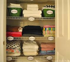 your linen closet probably has more towels and bed sheets than you really need let s