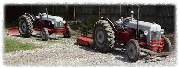 mission statement my ford tractors
