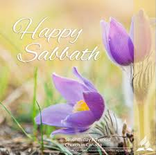 Happy Sabbath Day