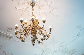 you can effectively clean chandeliers by following these steps