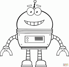 Small Picture Lego Robot Coloring Pages Robot Coloring Pages Robot Coloring