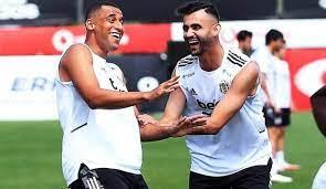 Beşiktaş'tan Ghezzal ve Welinton açıklaması! - Tüm Spor Haber