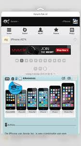 iphone forum nederland