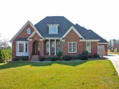 Small Picture Classic brick ranch house plan with full basement The Randolph