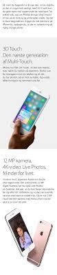 IPhone 6S - Oplev sm priser p iPhone 6S hos - Stor udvalg