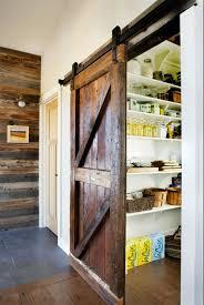 Barn Door In Kitchen Watch More Like Barn Door Pantry