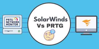 Solarwinds Npm Vs Paessler Prtg A Head To Head Comparison