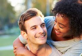Interracial marriage health factors