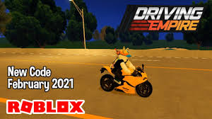 Here you can find the best and highest quality free roblox exploits, hacks, cheats & scripts! Roblox Driving Empire New Code February 2021
