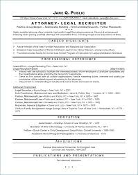 General Laborer Resume Inspirational Associate Attorney Resume ...