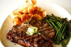 grilled steak recipe with garlic herb er