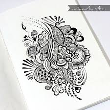 So Nice Design This Would Look So Nice With Black And Glitter Henna Henna