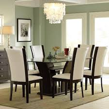 rectangular glass dining tables. Rectangular Glass Top Dining Table Tables N
