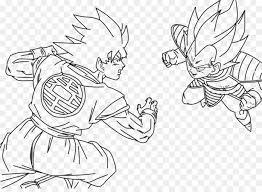 Vegeta Goku E Freezer Disegno Di Dragon Ball Goku Scaricare Png