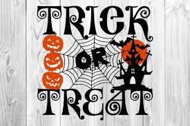 Lantern cutting file with hearts. Trick Or Treat Happy Halloween Svg 12x12 Graphic By V Design Creator Creative Fabrica