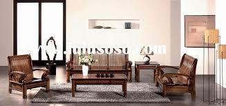 antique wooden sofa set designs image and candle