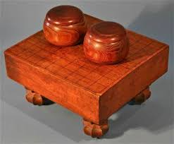 Antique Wooden Game Boards Busacca Gallery Antique Japanese Go Board Game Set With Wooden 66