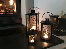 outdoor candle lighting. fine lighting cavendish candle lanterns set of 3  black amazoncouk garden u0026  outdoors in outdoor lighting
