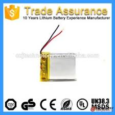 Grade A <b>Battery</b> Cell Wholesale Competitive Price 503048 500Mah ...