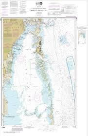 Noaa Chart Intracoastal Waterway Miami To Elliot Key 11465