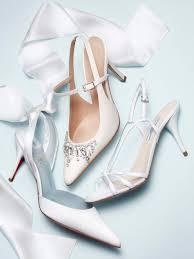 Famous Footwear Designers Best Bridal Shoes The Ultimate Designer Wedding Shoes Edit