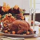 apricot kahlua glazed roasted turkey