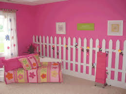 girls room decor ideas painting: little girl bedrooms ideas home and party decors