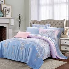 tencel luxury bed sheets bedding set