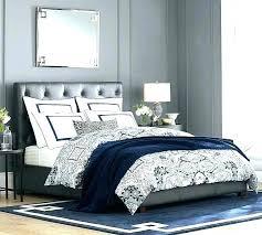 royal blue duvet cover dark single set and gold