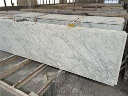bianco carrara white marble polished countertop kitchen countertop with beveled edge italy white marble countertops