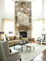 corner fireplace design ideas with tv